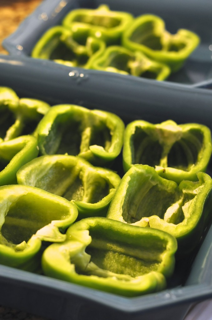 southwest filling for green pepper recipe