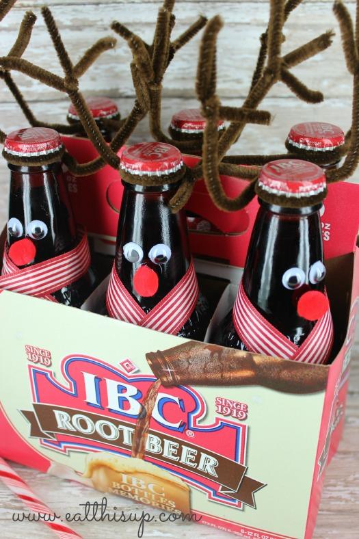Rootbeer Reindeer Pack