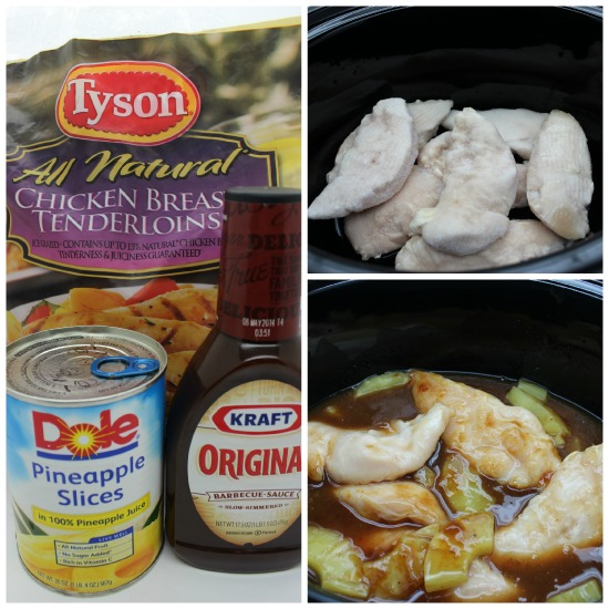 Hawaiian Crock Pot Chicken