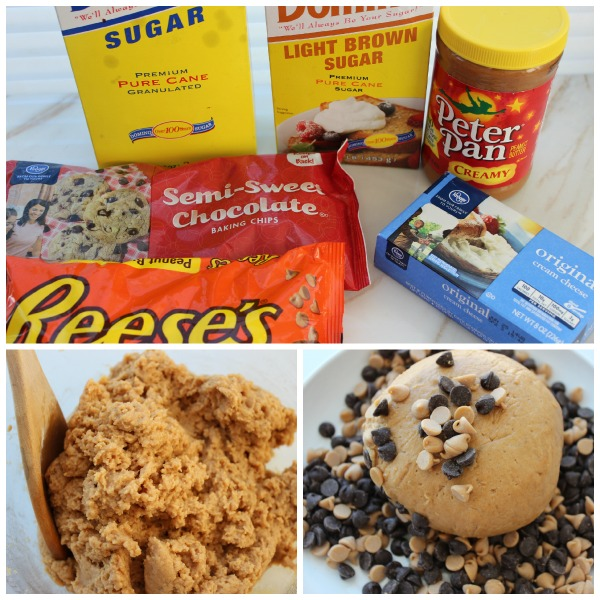 Peanut Butter Ball Ingredients