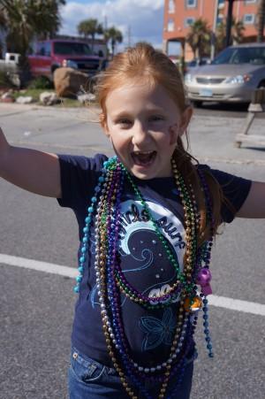 Mardi Gras Galveston Storie