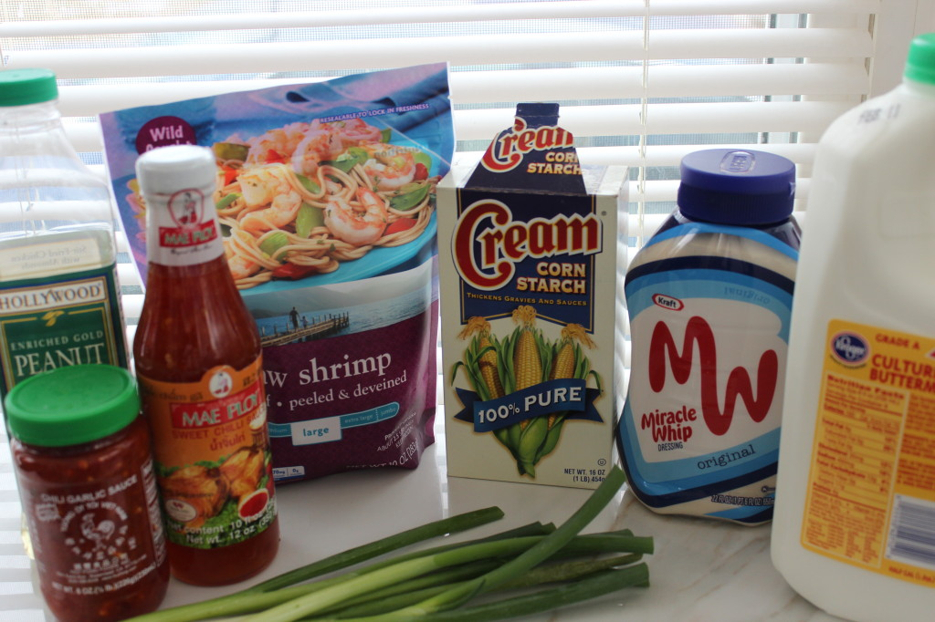 bang bang shrimp ingredients